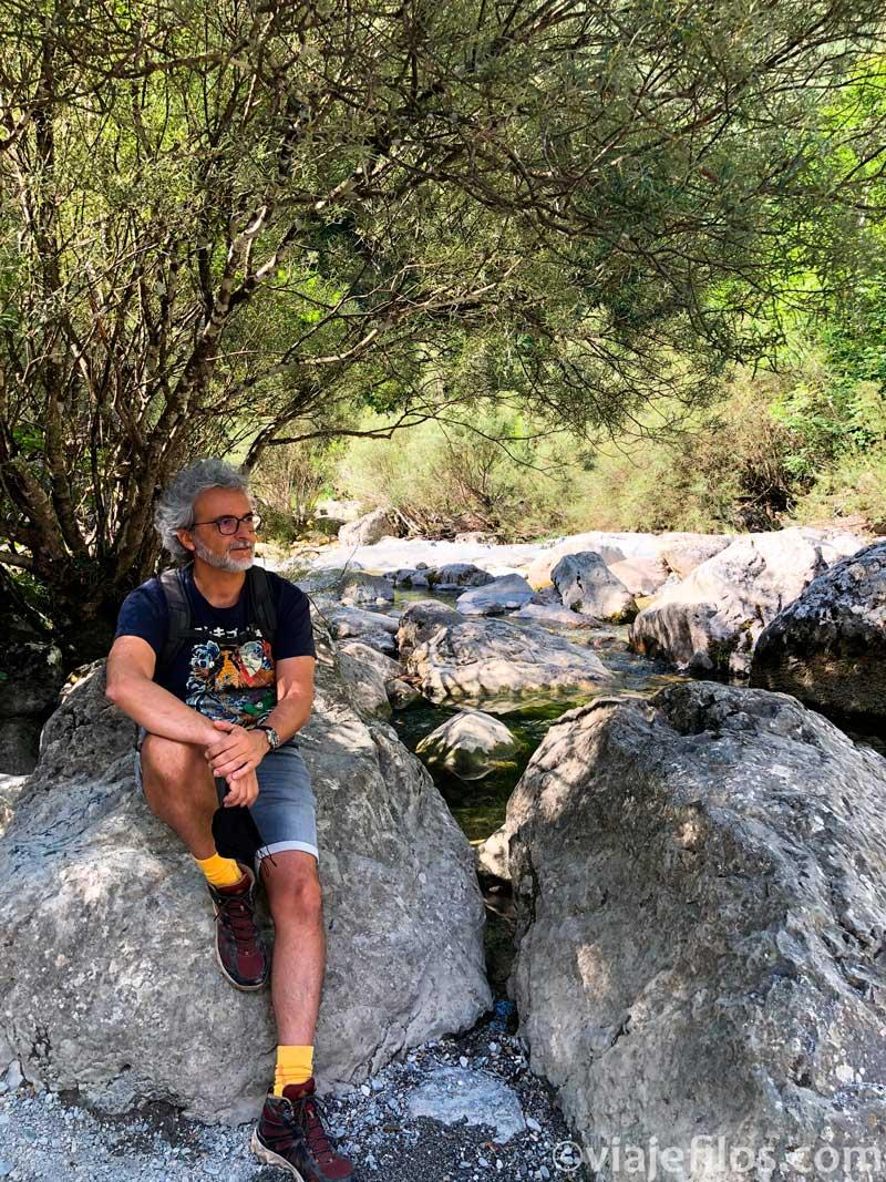 Cañón del Añisclo, una buena ruta de una escapada al Pirineo aragonés