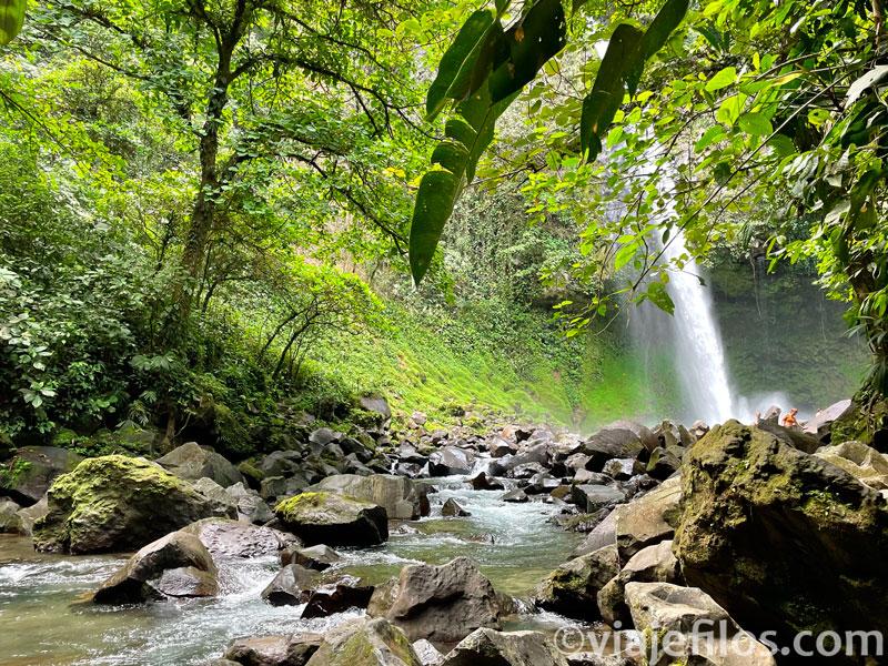Catarata de la Fortuna de Costa Rica