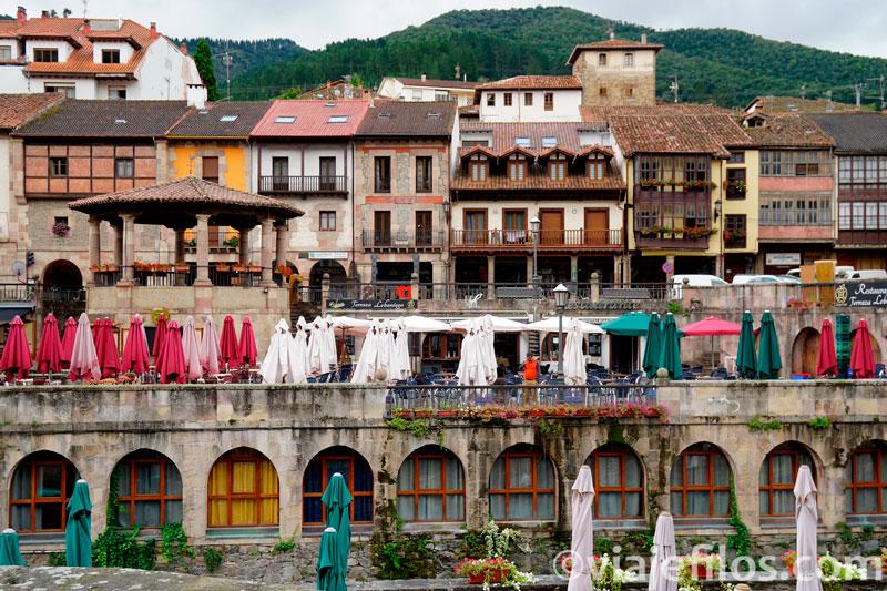 Potes, uno de los pueblos más bonitos de España