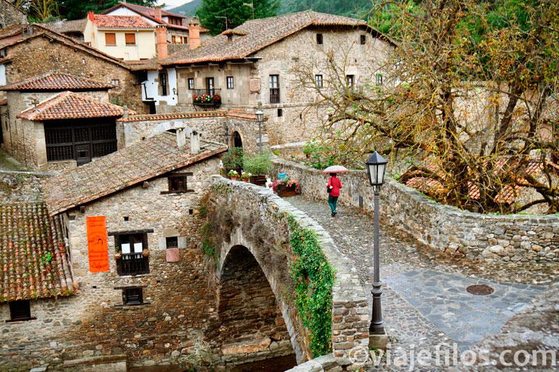 Potes, la ciudad de los puentes. Cantabria