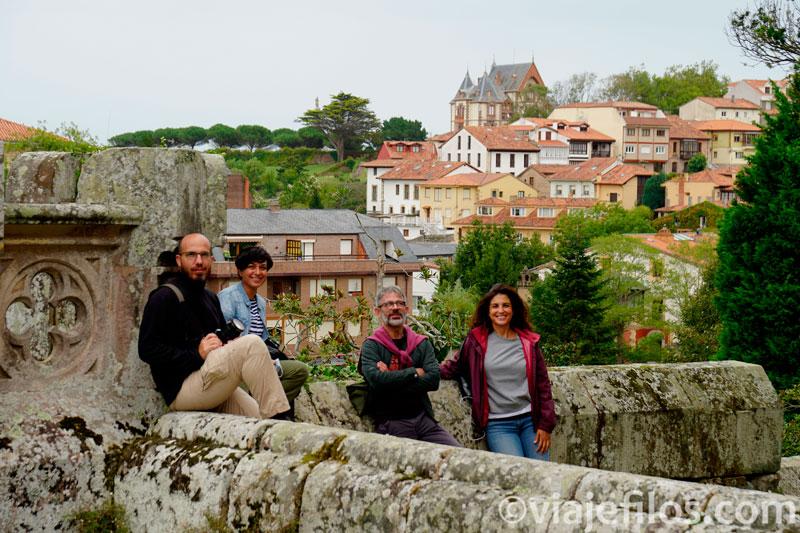 Comillas, una de las poblaciones más bonitas de Cantabria