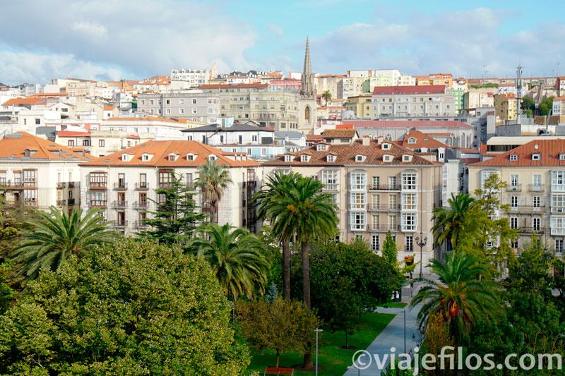 La señorial ciudad de Santander