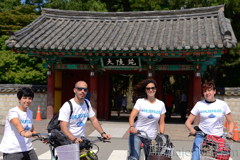 Cómo organizar un viaje a Corea del Sur por libre