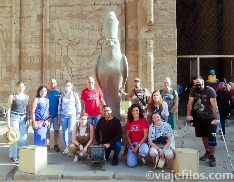 Viajar a Egipto en pandemia