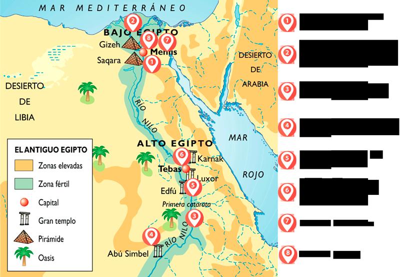 Viajar a Egipto en pandemis