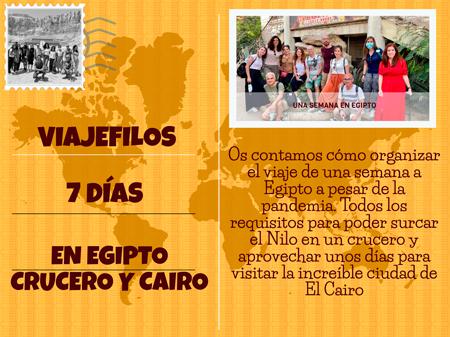 Requisitos de viaje a Egipto en tiempos de pandemia