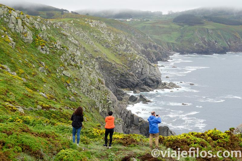 Ruta por el Norte de Galicia. Cabo de Estaca de Bares