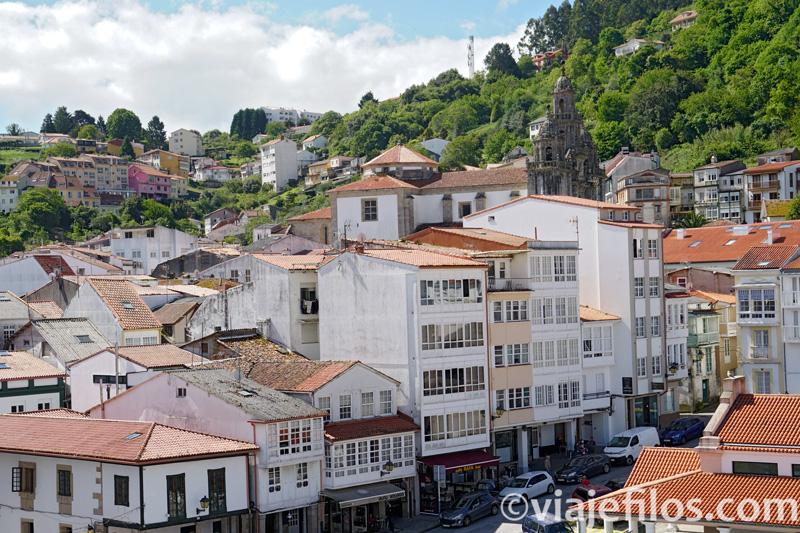 Ruta por el Norte de Galicia. Pontedeume