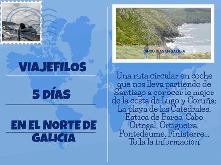 Escapada al norte de Galicia