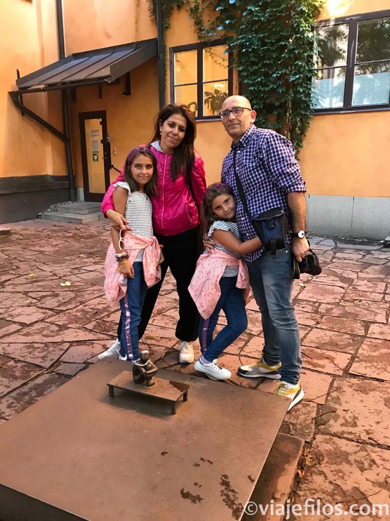Estocolmo con niños en una semana