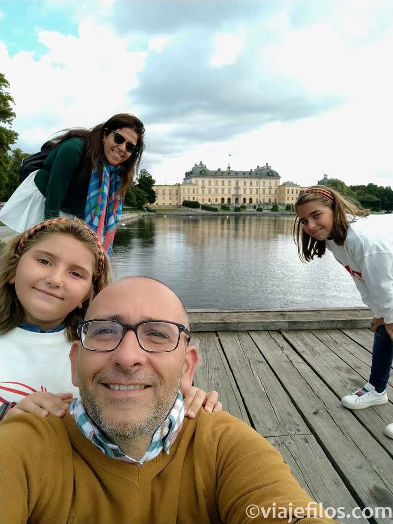 El palacio de Estocolmo