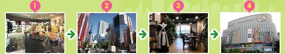3 Ruta Akihabara