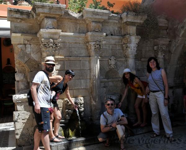 La visita del pueblo de Omalos en una semana de viaje por Creta