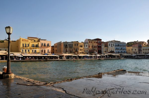 La bonita ciudad de Chania, una escala imprescindible en una semana de viaje por Creta