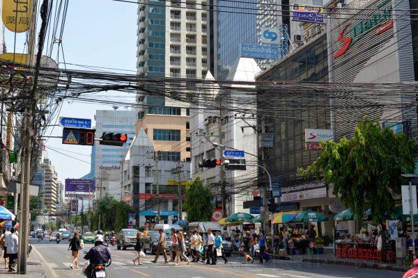 Bangkok, viajefilos en Sukhumvit 03