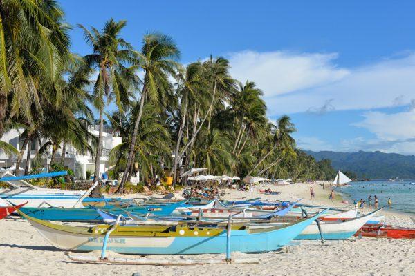 Boracay, White Beach 13
