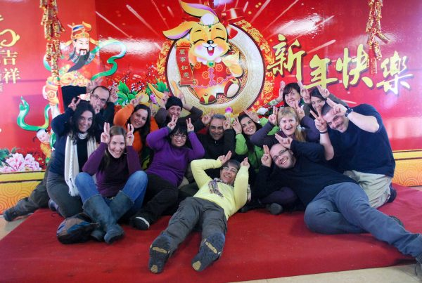 Año del Conejo China