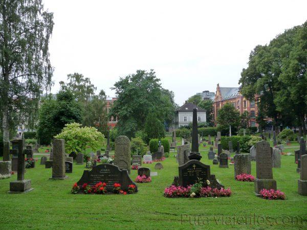 Cementerio de Oslo