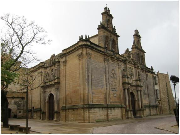 Colegiata Sta María de Los Alcazares 2