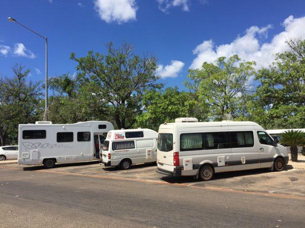 Caravanas en Australia