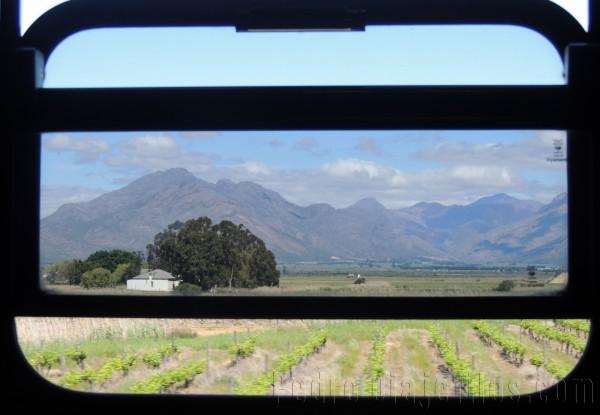 Un viaje en tren por el Sur de Africa