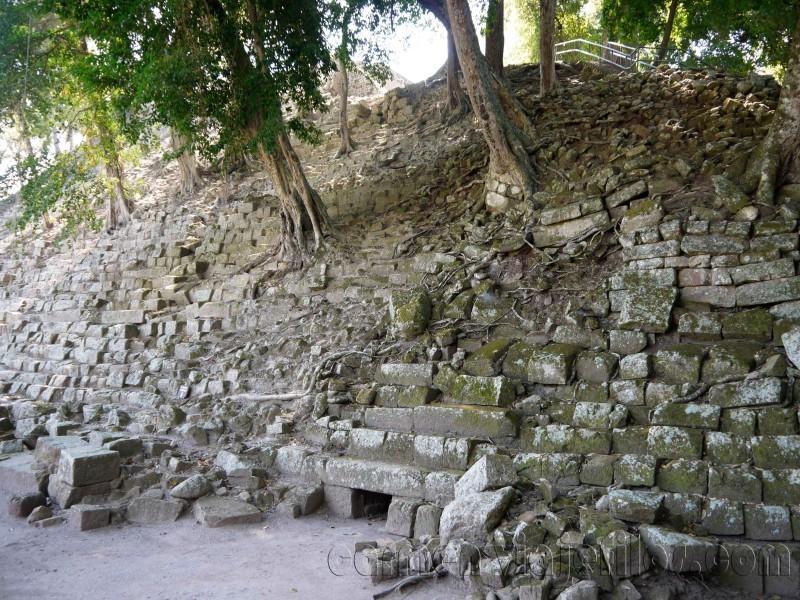 Las ruinas de Copán en Honduras