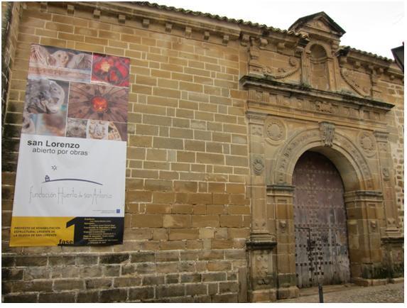 Iglesia de San Lorenzo 1