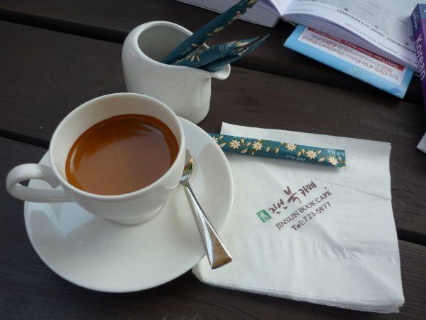 El mejor de café de Corea