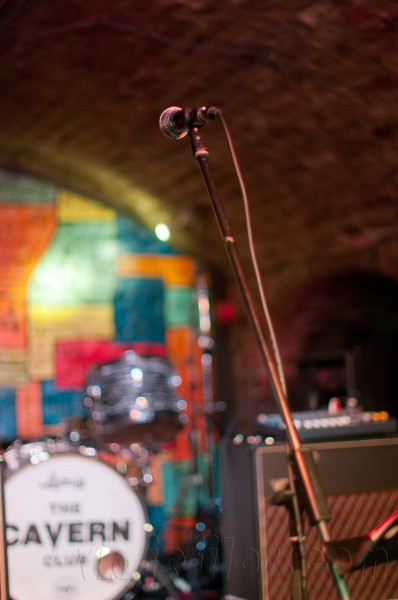 La visita del local de los Beatles, The Cavern