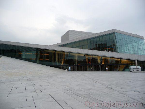 Palacio Opera de Oslo