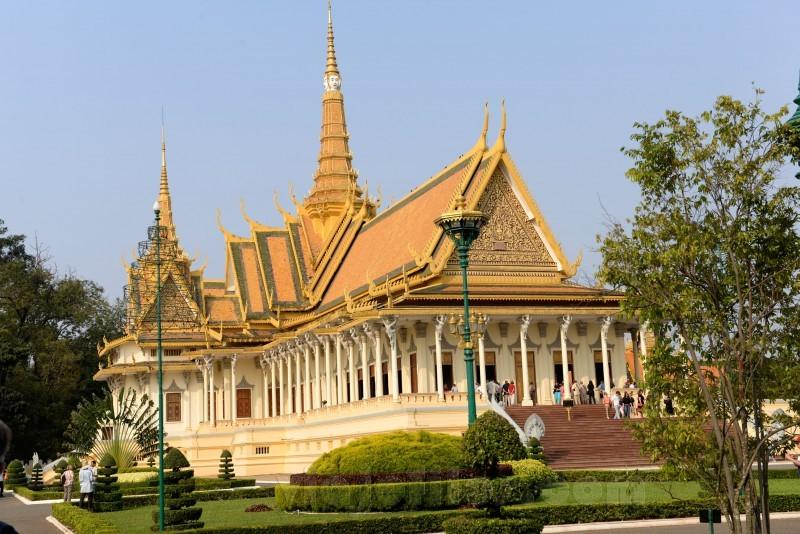 Templo del Budha Esmeralda y la Pagoda de Plata