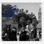 Marrakech con frío...