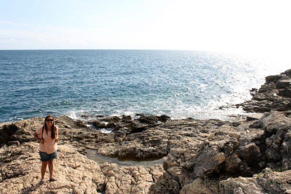 La costa de Pula