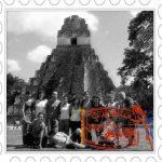 Guatemala parte II. El paraje natural de Semuc Champey, la bonita Isla de Flores, las magníficas ruinas de Tikal y Copán y el Caribe guatemalteco
