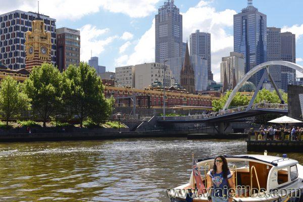 Río Yarra, Melbourne