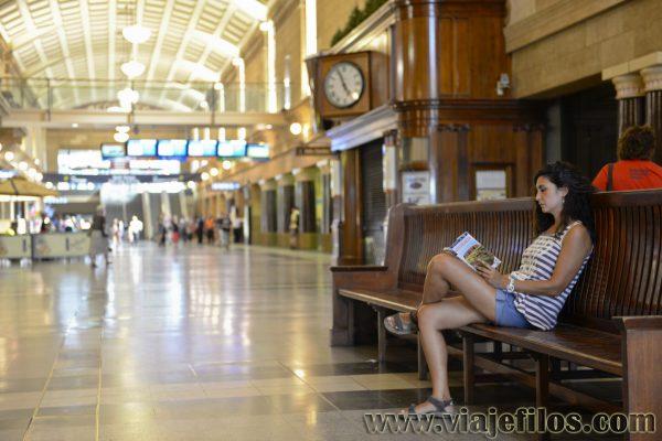 Railway Station de Adelaida
