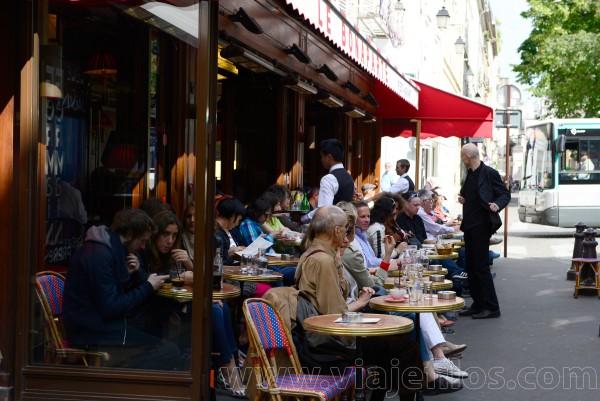 Viajefilos en Paris
